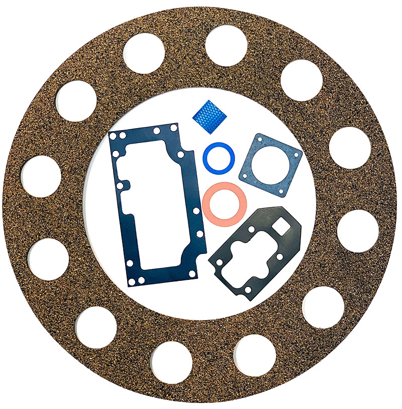 fabrictaed gaskets